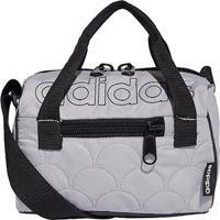 Bolsa Adidas Duffle - Unissex-Cinza+Preto