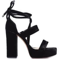 Sapato Feminino New Isis Platform - Preto