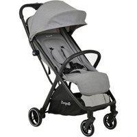Carrinho De Bebê Wow Gray - Burigotto