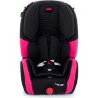 Cadeira Para Automóveis Evolve- Preta & Pink- Até 36Dorel