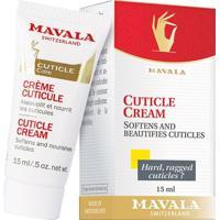 Creme Hidratante Para Cutículas Mavala Cuticle Cream 15Ml - Feminino