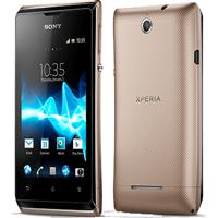 "Smartphone Sony Xperia E Duos - 4Gb - 3Mp - Tela 3.5"" - Android 4.1"