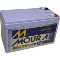 Bateria Centrium Energy Estacionaria Nobreak 12V 9Ah Moura 12Mva-9