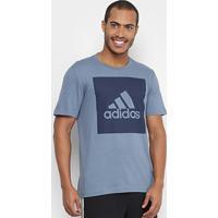 Camiseta Adidas Ess Biglogo Masculina - Masculino