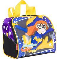 Lancheira Grande Super Hero Girls 17Y Bat Girl