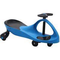 Carrinho De Rolimã Car Infantil Importway Crianças Azul Bw004Az