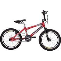 Bicicleta Infantil Aro 20 Extreme Vermelha Athor Bikes