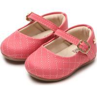 Sapato Klin Cravinho Princess Rosa
