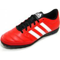Chuteira Adidas Gloro 16.2 Society Vrm/Bco - Adidas