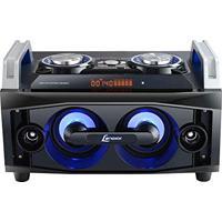 Mini System Lenoxx Speaker Boom 150W Bluetooth Ms8300 - Preto
