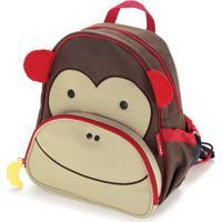 Mochila Infantil Zoo Skip Hop Macaco