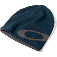 Gorro Oakley Mainline Beanie - Masculino-Azul