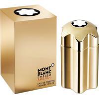 Perfume Montblanc Emblem Absolu Masculino Eau De Toilette