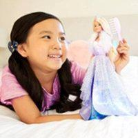 Boneca Barbie Princesa Vestido Mágico - Dreamtopia - Mattel