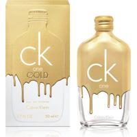 Ck One Gold De Calvin Klein Eau De Toilette Unisex 100 Ml