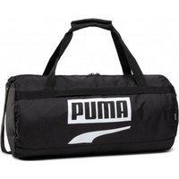 Bolsa Puma Plus Sports Bag Ii 076904-14, Cor: Preto/Branco, Tamanho: Único