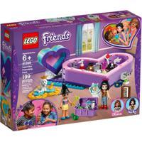 Lego Friends - Box Coração - Olivia E Vicky - 41359