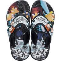 Chinelo Infantil Authentic Games Grendene Kids 21772