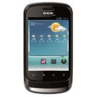 "Smartphone Cce Mobi Sm55 - Dual Chip - Touchscreen - 3G - Wi-Fi - Tela De 3.2"" - Dual Core - 2Mp - Android 2.3 - Preto"