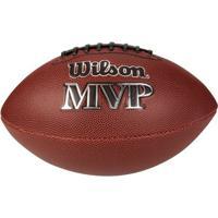 Bola Futebol Americano Wilson Nfl Mvp - Unissex