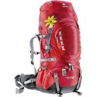 Mochila Cargueira Para Trekking Aircontact Pro 55+15 Sl - Deuter