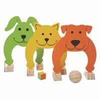 Trio Animal Newart Toys Colorido