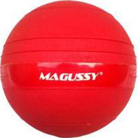Medicine Ball Borracha 3Kg Magussy - Unissex