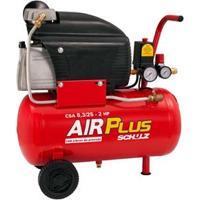Compressor De Ar Schulz Air Plus Csa Com 8,3 Pcm E 25 L