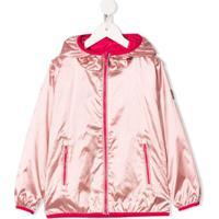 Ciesse Piumini Junior Two-Tone Coat - Rosa