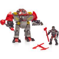 Mega Bloks Halo Ciclope Controle De Danos - Mattel