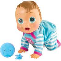Boneca Bebê Baby Wow Interativa Multikids