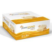 Power Crunch C/ 12 Barras - Bnrg - Unissex