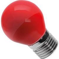 Lâmpada Bolinha G45 Vermelha Bivolt 6W - Lm279 - Luminatti - Luminatti