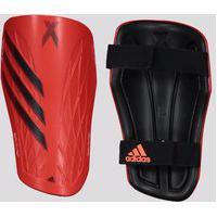 Caneleira Adidas X Training Vermelha