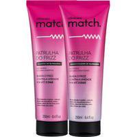 Combo Match Patrulha Do Frizz: Shampoo + Condicionador