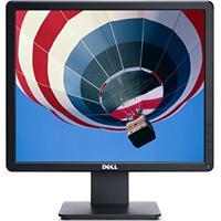 """Monitor Led Tn 17"""" Quadrado Dell E1715S Preto"""