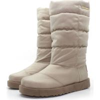 Bota Barth Shoes Snow Bege