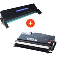 Kit Fotocondutor + Toner Compatível Para Lexmark E120   E120N