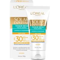 Protetor Solar Facial Loreal Expertise Antiacne Toque Seco Fps30 50G L'Oréal