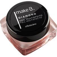 Make B. Sombra Foil Multiefeito Diamond Radiance 4G