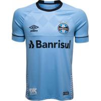 Camisa Umbro Grêmio Oficial Charrua Fan Torcedor 2018 C/Nº 7