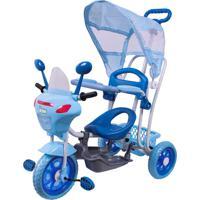 Triciclo Infantil Moto Azul Belfix