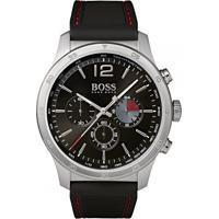 07f677113c5 Relógio Hugo Boss Masculino Borracha Preta - 1513525