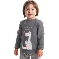 Pijama Dragão Infantil Poa