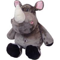 Rinoceronte De Pelúcia 48Cm