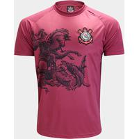 f9dae654c313f Netshoes  Camisa Corinthians São Jorge Edição Limitada C  Patch Masculina -  Masculino
