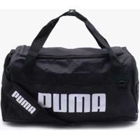 Bolsa Puma Challenger Duffel Preto