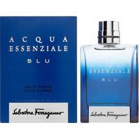 Acqua Essenziale Blu De-Salvatore Ferragamo Eau De Toilette Masculino 100 Ml