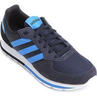 832daece70a ... Tênis Adidas 8K Masculino - Masculino-Preto+Azul