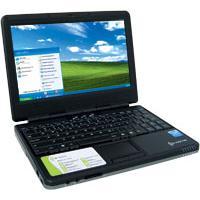 "Notebook Phitronics E-Note Phi-1016Y 10.2"" 1.66/120Gb/1Gb/Xp"
